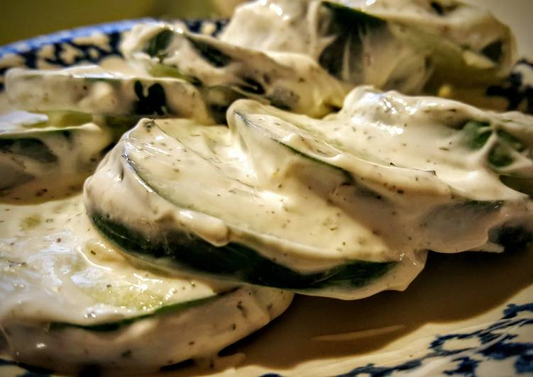 How to Cook Yummy Cucumber Salad