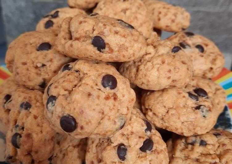 Soft Cookies Gula Aren