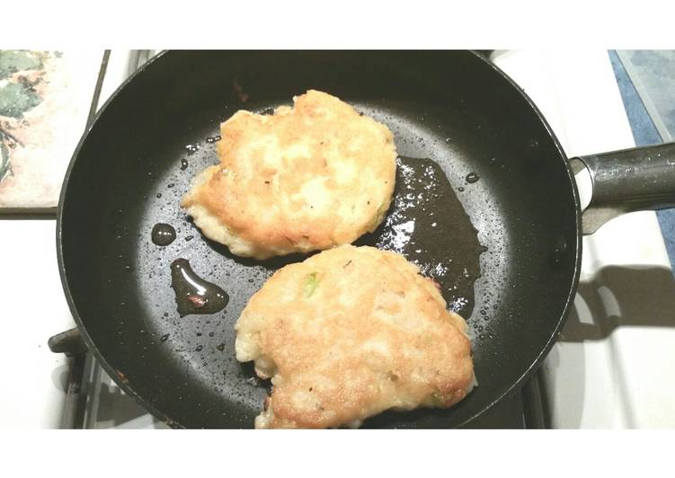 Recipe of Quick Gluten-Free Potato Pancakes