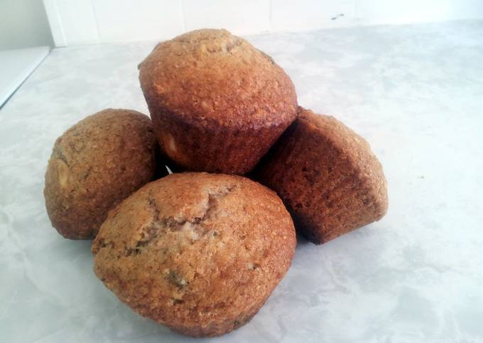 Delicious Bran Muffins - easy and versatile
