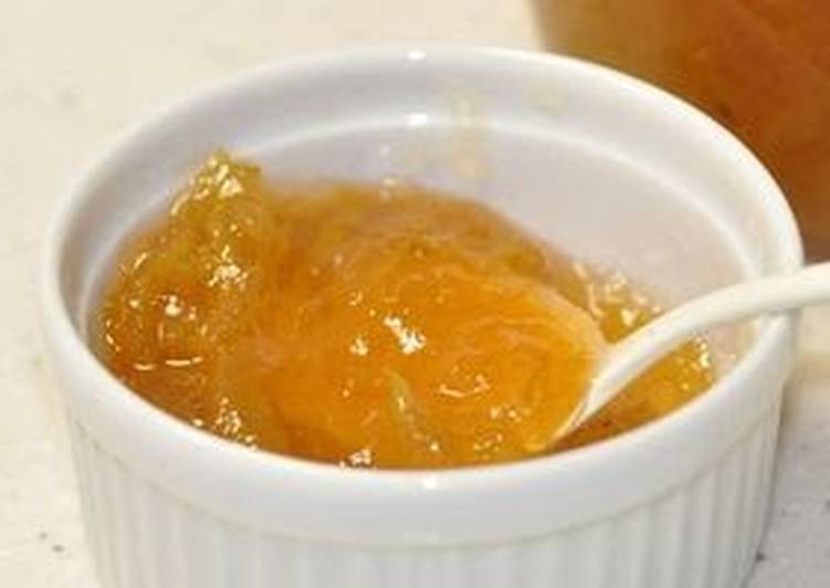 Recipe of Ultimate Yuzu Marmalade