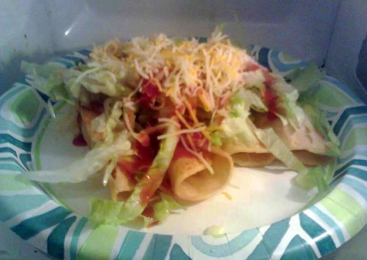 Recipe: Delicious chicken tacos