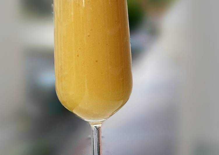 Valentine's Day Non Alcohol Orange 'Mimosa'
