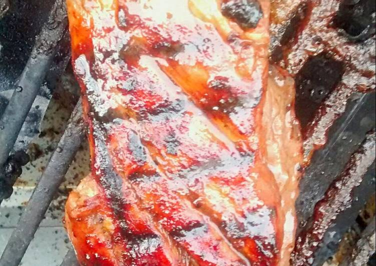 How to Prepare Any-night-of-the-week Strawberry Jalapeño Pork Loin