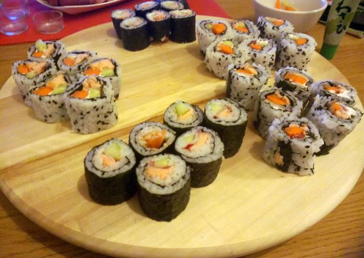 Maki Sushi & Californian Maki