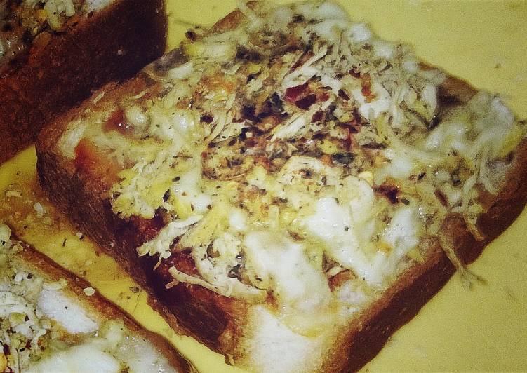 Chicken Bread Bake