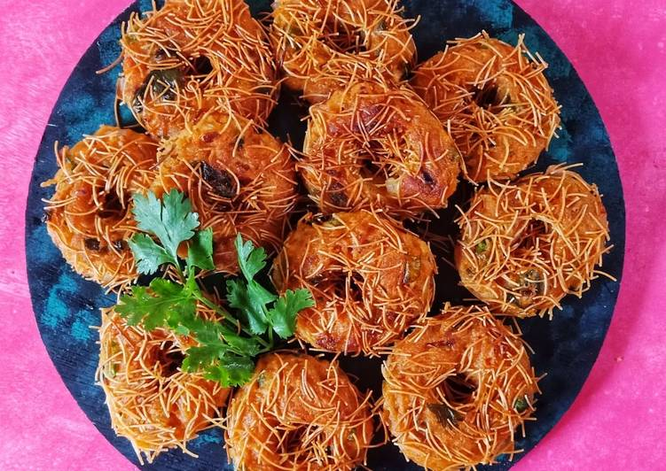The Best Dinner Ideas Quick Vermicelli Vada
