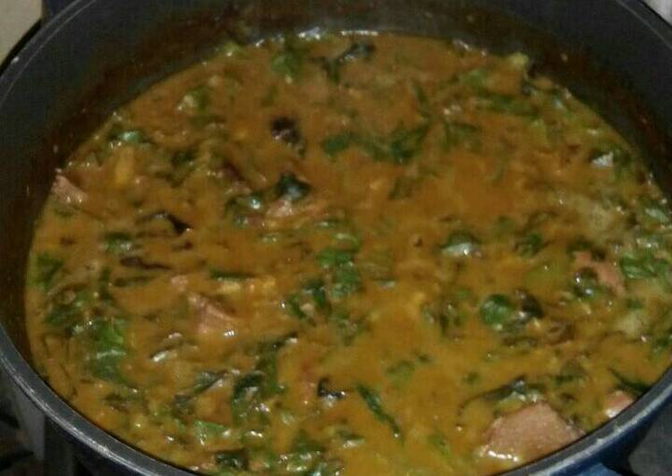 Oha soup, Help Your To Be Healthy And Strong with Food
