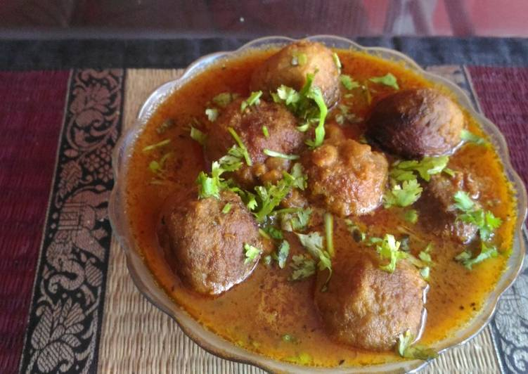 Eating This 7 Superfoods Is A Good Way For Your Health, Raw banana kofta curry