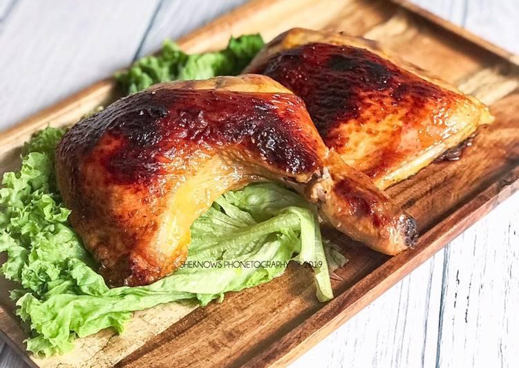 Ayam Panggang Madu - velavinkabakery.com