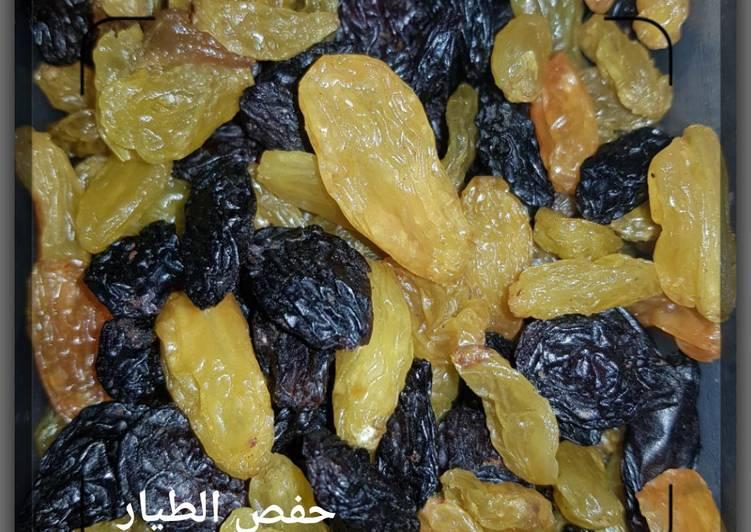 عصير الزبيب لعلاج فقر الدم بالصور من أبو عمر حفص الطيار كوكباد