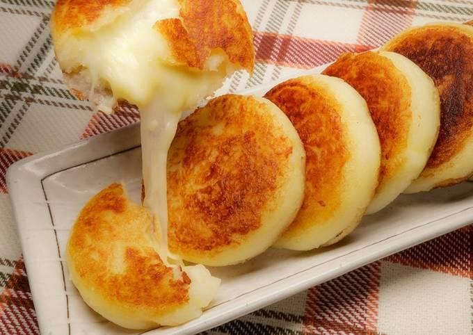 Potato Cheese Pancake