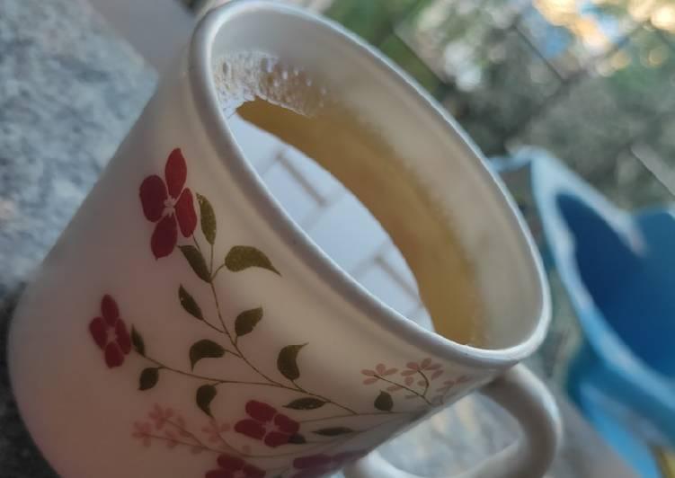 Recipe: Tasty Green tea