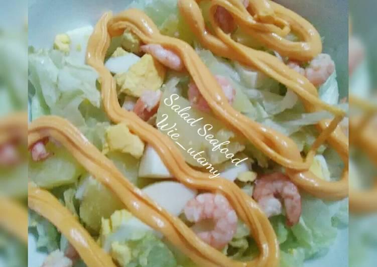 Salad Seafood