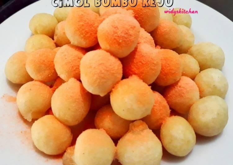 Cimol Bumbu Keju (anti meledak)