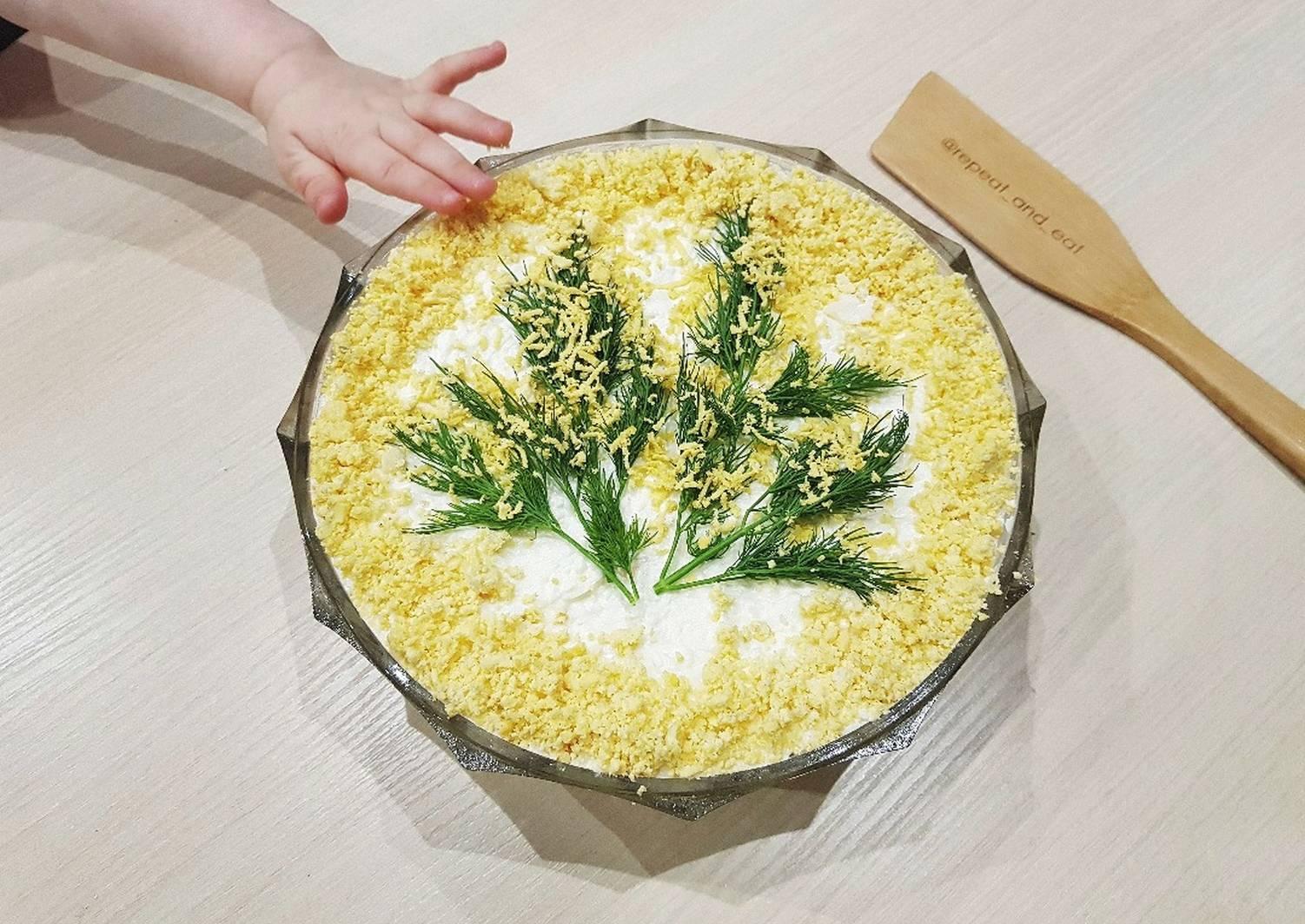 Постные салаты рецепты с фото простые угощение
