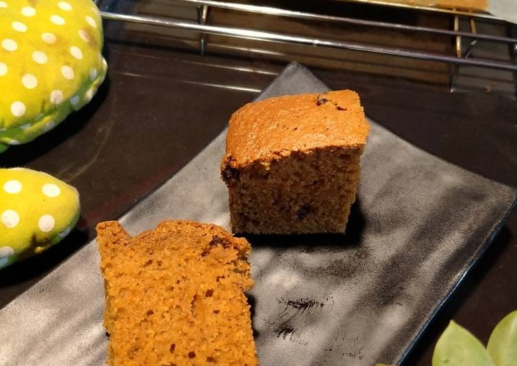 Carrot Cake no Mixer - cookandrecipe.com