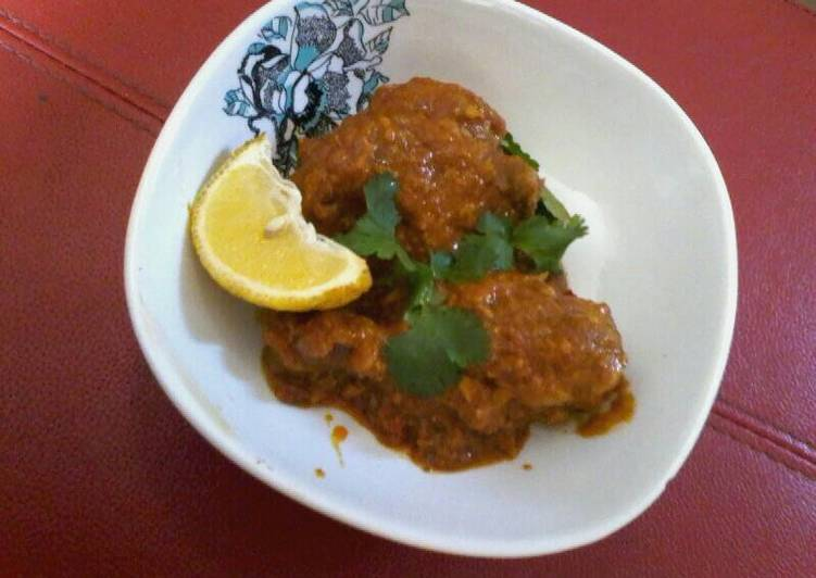Husbands Masala Chicken Curry Deciding on Healthy Fast Food
