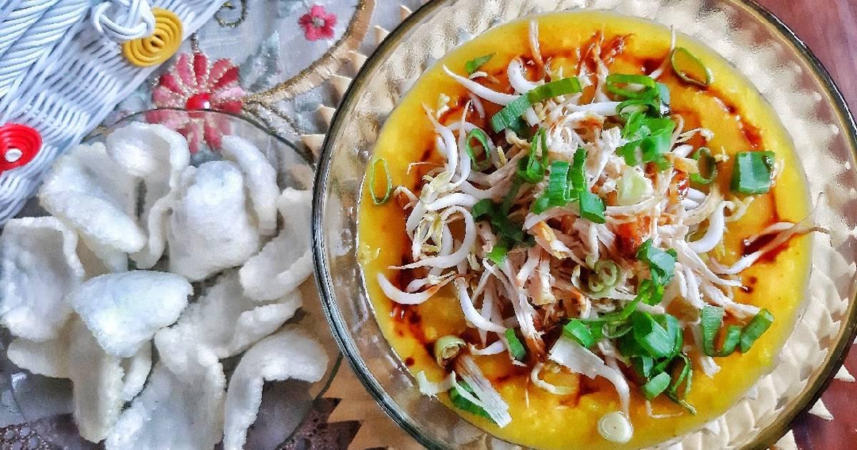 2 056 Resep Bubur Ayam Paling Enak Enak Dan Sederhana Ala Rumahan Cookpad
