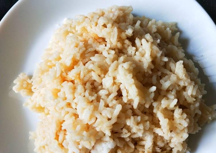 Nasi Hainan Rice Cooker versi simple tapi uenak, WAJIB RECOOK!