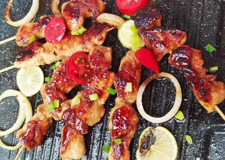 Sate Manis Ayam