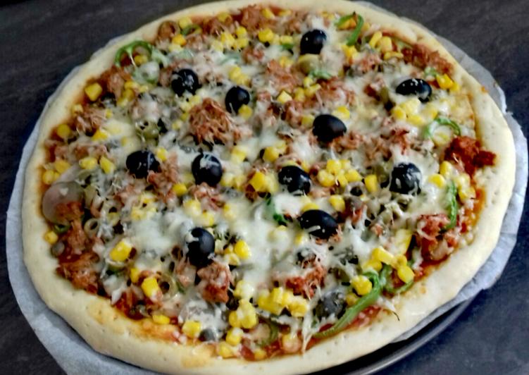 Pizza oukham
