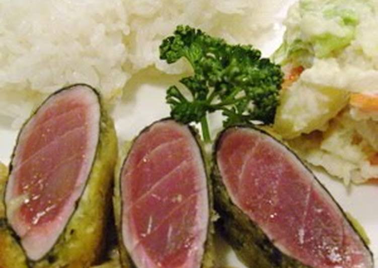 Dining 14 Superfoods Is A Good Way To Go Green And Be Healthy Ahi Tuna Katsu: Easy Hawaiian Dish