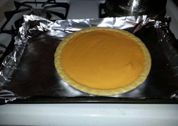 simple sweet potato pie ver 1