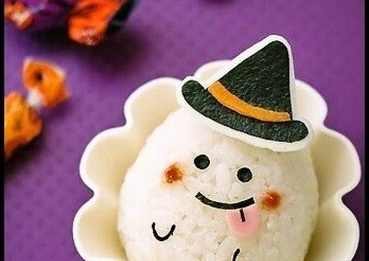 Eat These 14 Superfoods to Go Green for Optimal Health Cute Ghost for Halloween Character Bento