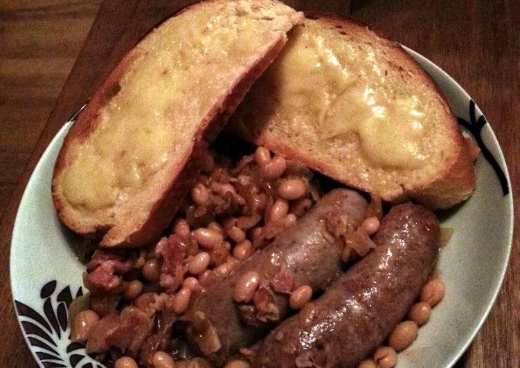 Step-by-Step Guide to Make Perfect Sausage & Bean Casserole