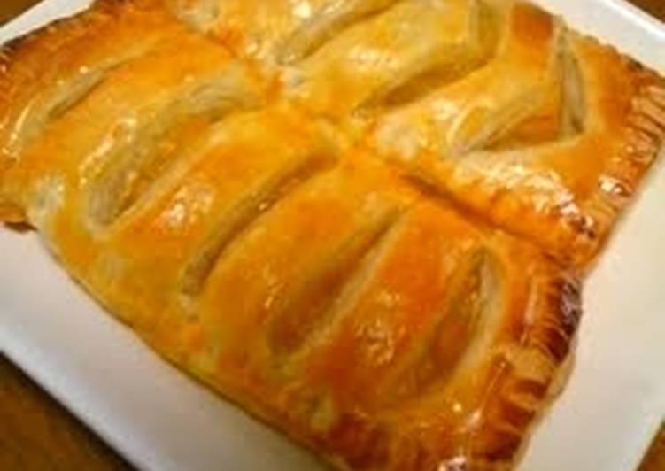Creamy Pumpkin and Apple Pie