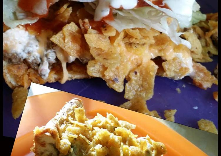 Recipe: Perfect Fritos taco casserole