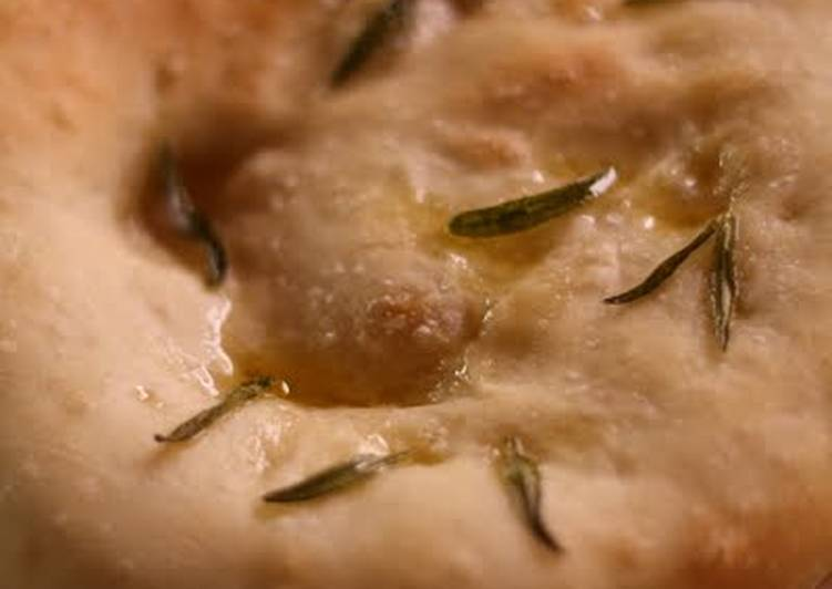 Choosing The Right Foods Can Help You Stay Fit And Also Healthy Focaccia