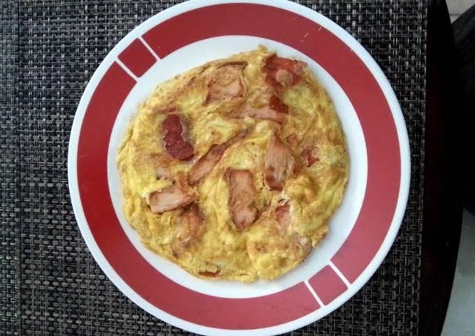 Super Easy Omelette