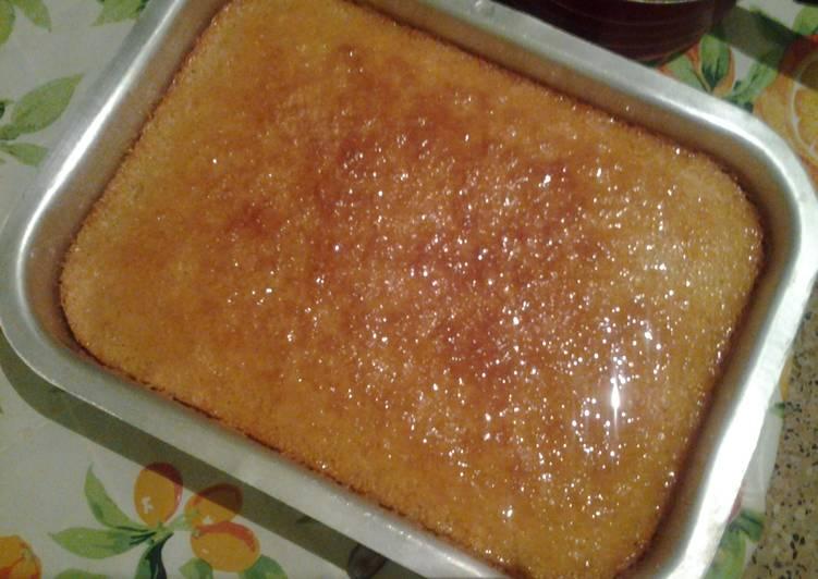 Recipe of Perfect The Algerian bessboussa