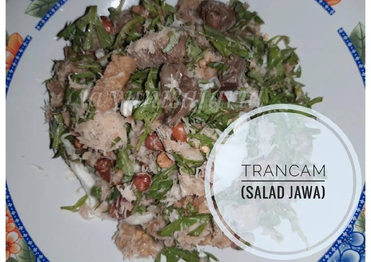 Trancam (salad jawa)