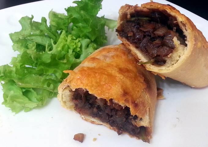 Recipe: Yummy Duck Liver Sausage Biscuit
