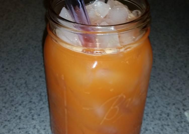 Easiest Way to Prepare Any-night-of-the-week Carrot Lemonade