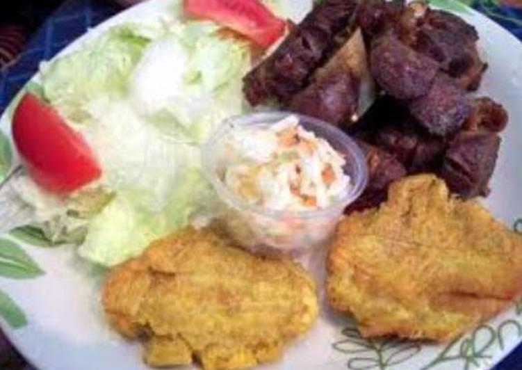 Haitian slaw Haitian Pikliz (Spicy Pickled Slaw) cold slaw