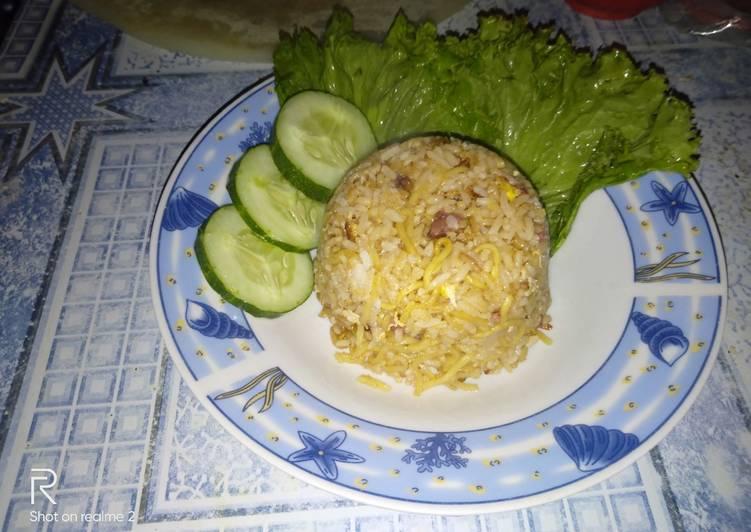 Resep Nasi Goreng Mawut