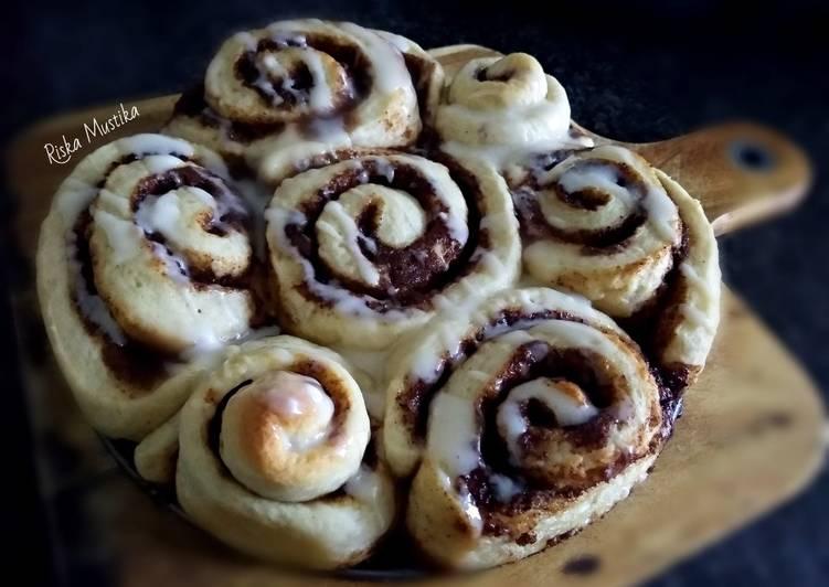 How to Prepare Speedy Cinnamon Roll