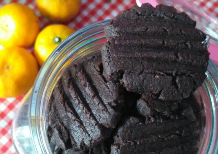 Cookies Coklat gampang