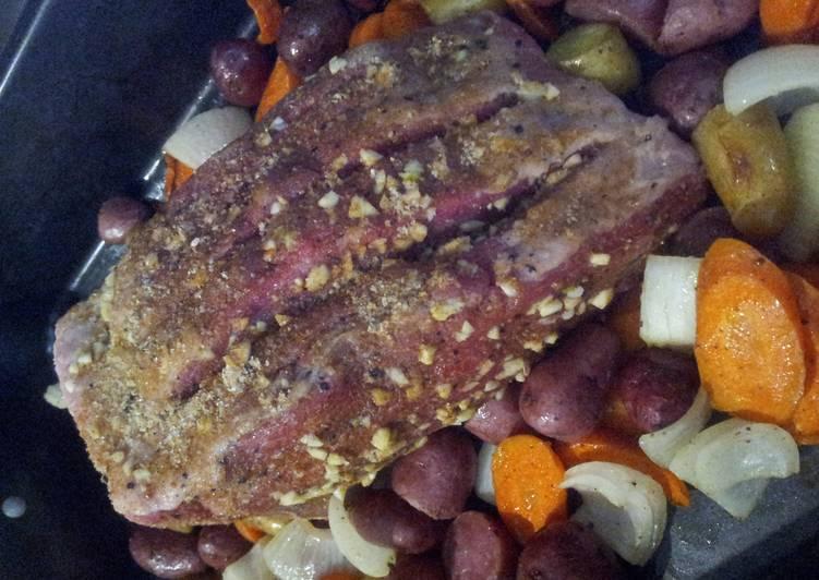 Garlic & Spice Angus Roast Rump