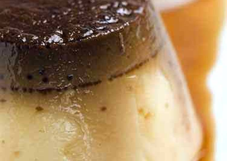 Recipe of Ultimate Shira's Puerto Rican cheese flan