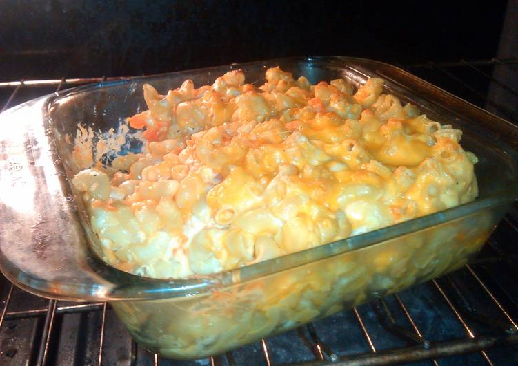 kid friendly baked mac n cheese ;), Help Your Heart with The Right Foods