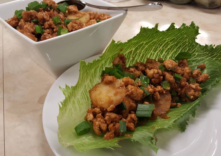 Tips How To Make Comfortable PF Chang Chicken Lettuce Wraps