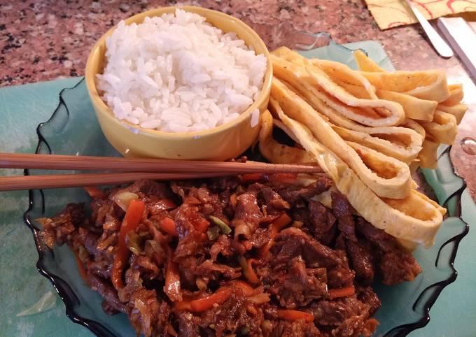 Recipe: Yummy Bulgogi