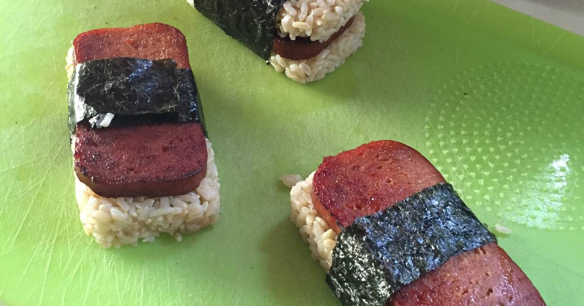 11 Easy And Tasty Musubi Recipes By Home Cooks Cookpad