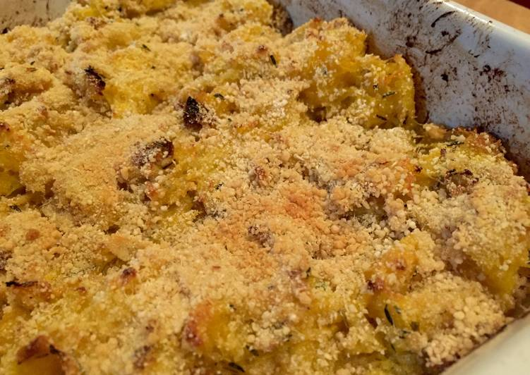 Easiest Way to Cook Delicious Pumpkin Gratin