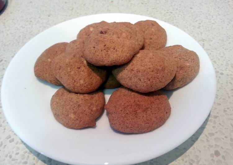 Low fat cinnamon biscuits